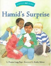 Cover of: Watch Me Read: Hamid's Surprise (Invitations to Literacy)