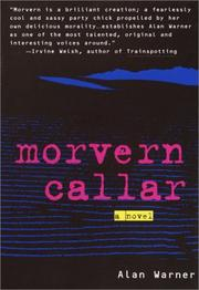 Cover of: Morvern Callar