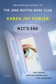 Cover of: Wit's end