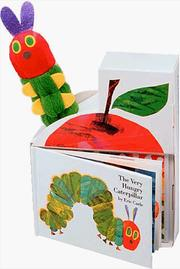 Cover of: The Very Hungry Caterpillar Book with Plush Caterpillar | Eric Carle