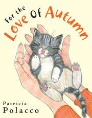 Cover of: For the love of Autumn