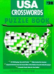 Cover of: USA Crosswords Puzzle Book 28 (USA Crosswords) | Charles Preston