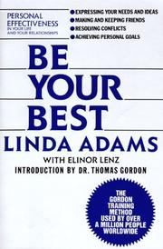 Cover of: Be Your Best |