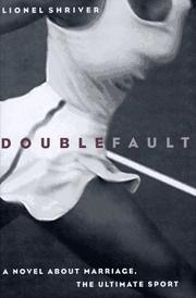 Cover of: Double fault: a novel