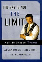 Cover of: The Sky Is Not The Limit