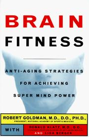 Cover of: Brain Fitness