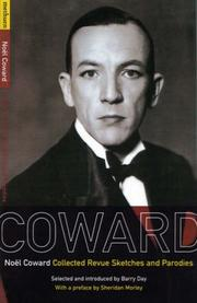 Cover of: Noel Coward: Revues and Sketches | Noel Coward