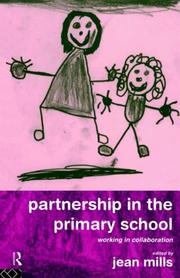 Cover of: Partnership in the Primary School