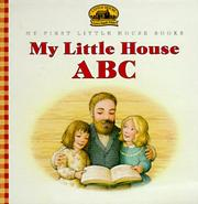Cover of: My Little House ABC |