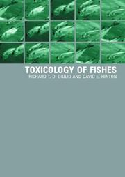 Cover of: The Toxicology of Fishes |
