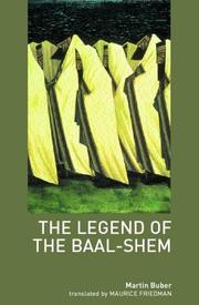 Cover of: Legende des Baalschem
