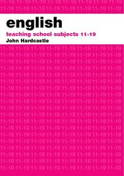 Cover of: Teaching School Subjects 11-19 | J. Hardcastle