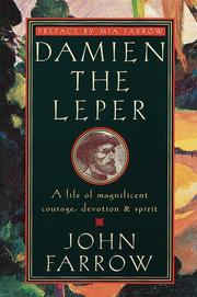 Damien, the leper by Farrow, John