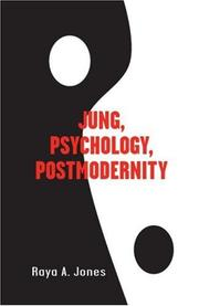 Cover of: Jung, Psychology, Postmodernity