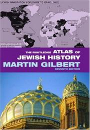 Cover of: The Routledge Atlas of Jewish History