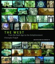Cover of: The West | Christo Tadgell