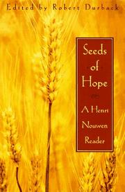 Cover of: Seeds of Hope