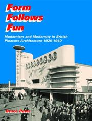 Cover of: Form Follows Fun