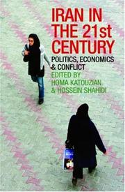 Cover of: Iran in the 21st Century (Iranian Studies) |