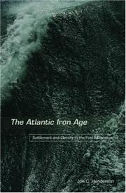 Cover of: The Atlantic Iron Age