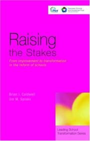 Cover of: Raising the stakes