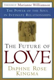 Cover of: The Future of Love | Daphne Rose Kingma