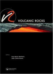 Cover of: Volcanic Rocks |