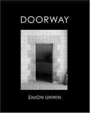 Cover of: Doorway: An Architecture Notebook