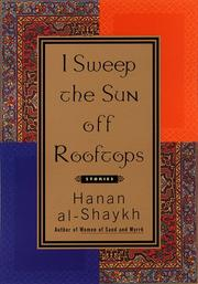 Cover of: I Sweep the Sun Off Rooftops