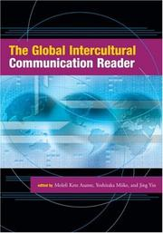 Cover of: The Global intercultural Communication Reader |