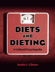 Cover of: Diets and Dieting  A Cultural Encyclopedia
