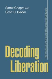 Cover of: Decoding Liberation | Samir Chopra