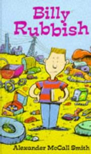 Cover of: Billy Rubbish