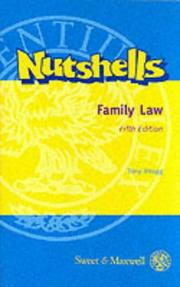 Cover of: Family Law (Nutshell)