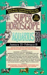 Cover of: Total Horoscopes 2000 | Astrology World