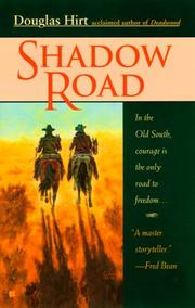 Cover of: Shadow Road | Douglas Hirt