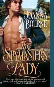 Cover of: The Spymaster's Lady
