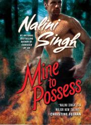 Cover of: Mine to Possess (Psy-Changelings, Book 4)
