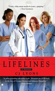 Cover of: Lifelines by CJ Lyons, C. J. Lyons