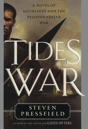 Cover of: Tides of War: a novel of Alcibiades and the Peloponnesian War