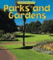 Cover of: Parks and Gardens (Wild Britain)