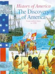 Cover of: The Discovery of America: Prehistory to 1590 (History of America)