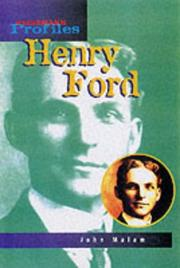 Cover of: Heinemann Profiles: Henry Ford