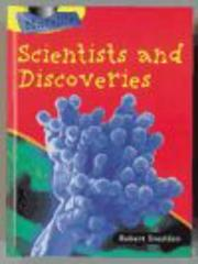 Cover of: Scientists, Discoveries and Inventions (Microlife)