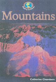 Cover of: Mountains (Mapping Earthforms)