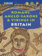 Cover of: Romans, Anglo-Saxons & Vikings (Exploring History)
