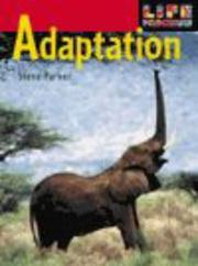Cover of: Adaptation (Life Processes)