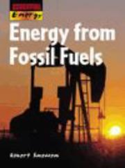 Cover of: Energy from Fossil Fuels (Essential Energy)