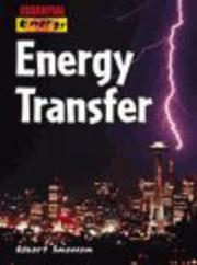 Cover of: Energy Transfers (Essential Energy)