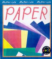 Cover of: Paper (Materials)